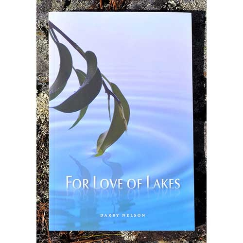 For Love of Lakes by Darby Nelson